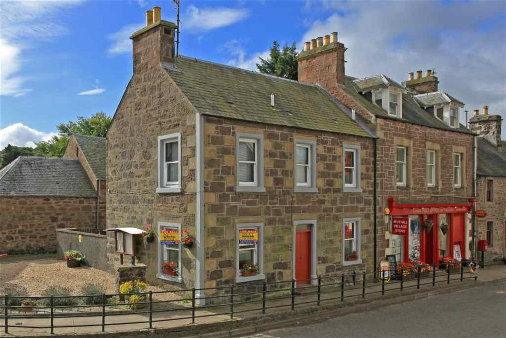 1A, Drummond Street, MUTHILL, Perthshire, PH5 2AN, UK